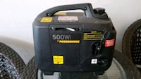 POWERHOUSE 500 portable gasoline engine generator Kitchener, N2H 5Y8