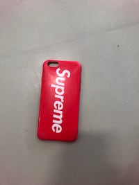 iPhone 6 and 6s supreme case
