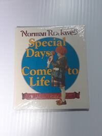 Norman Rockwell  book Vallejo