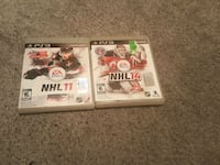 Ps3 games nil 2011 and nil 2014 Edmonton, T5C 0S8