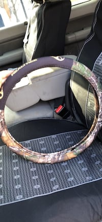 Real tree steering wheel cover Spring Hill, 66083