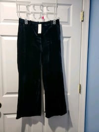 Navy blue velvet pants ann Taylor  Falls Church, 22042