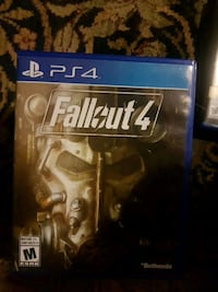 Fallout 4 PS4 game case Richmond Hill, L4S 1A1