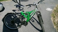 green and black full-suspension bike Martinsburg, 25404