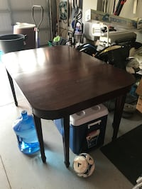 Mahogany dining table  Toronto, M5A 4B3