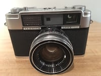 Near mint Classic Yashica lynx 1000 with fixed F4 lens. Vancouver, V5M 1H1