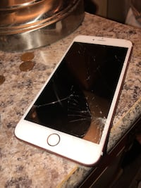 Rose gold IPHONE 6s plus  Stanley, 28164