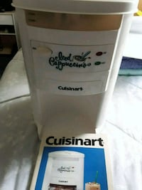 Cuisinart Iced Cappuccino Maker Toms River, 08757