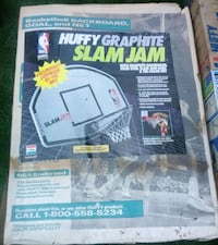 Huffy Granite Slam Jam/ Huffy Adjust Pole System