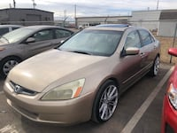 Honda - Accord - 2003 Lubbock, 79404