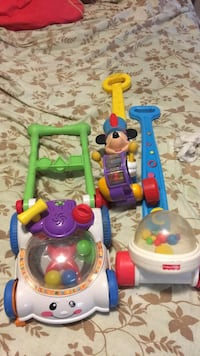 baby's assorted toys New York, 10468