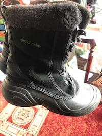 Waterproof Colombia winter boots