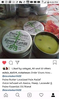 Paine Butter Localized Pain Relief New Orleans