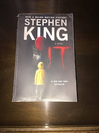 """Stephen King """"It"""" Whitchurch-Stouffville, L4A 4Y7"""