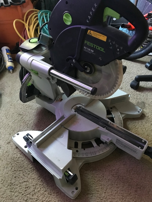 Used Festool Miter Saw For Sale In Gilroy Letgo
