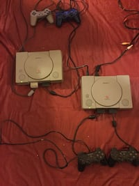 Sony PlayStation/$100 each or $50 for one Philadelphia, 19139
