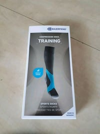 Compression Training Sock Burlington, L7R 1R8