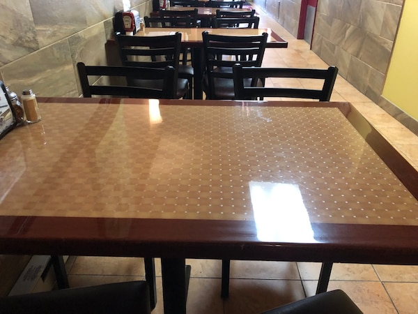Restaurant Tables For Sale >> Restaurant Tables Wood Tops Only No Legs Included 11 Total