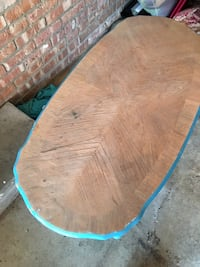 Wood coffee table  Boonville, 47601