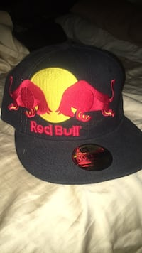 Red Bull authentic hat size 7 3/8 Bakersfield, 93312