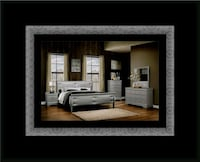 11pc Grey Marley bedroom set with mattress Capitol Heights, 20743