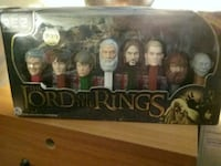 Lord of the Rings Pez set Vienna, 22181