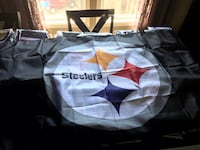 Steelers flag 3ftx5ft Vancouver, 98685