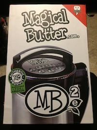 Magic butter machine 28 km