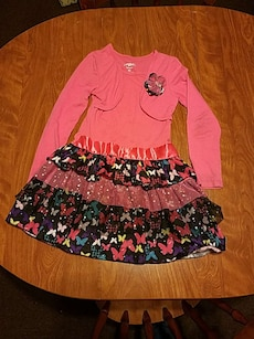 Extremely Me girls dress size 6.