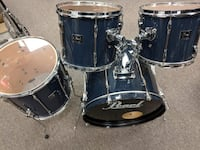 Pearl Export Drum Set Upper Marlboro