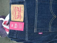 blue Levi's denim bottoms Santa Maria, 93458