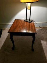 wood side end table Inverness, 34450