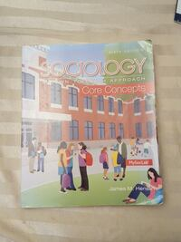 Sociology Worcester County, 01536