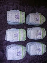 Size 1 Luvs Diapers Bakersfield, 93307