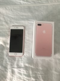 IPhone 7 Plus 256gb Gold Rosa