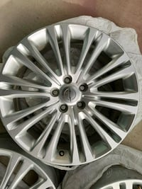 Chrysler 300 Original Brand Rims