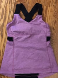 LULULEMON WORK OUT TANK TOP  North Dumfries, N0B