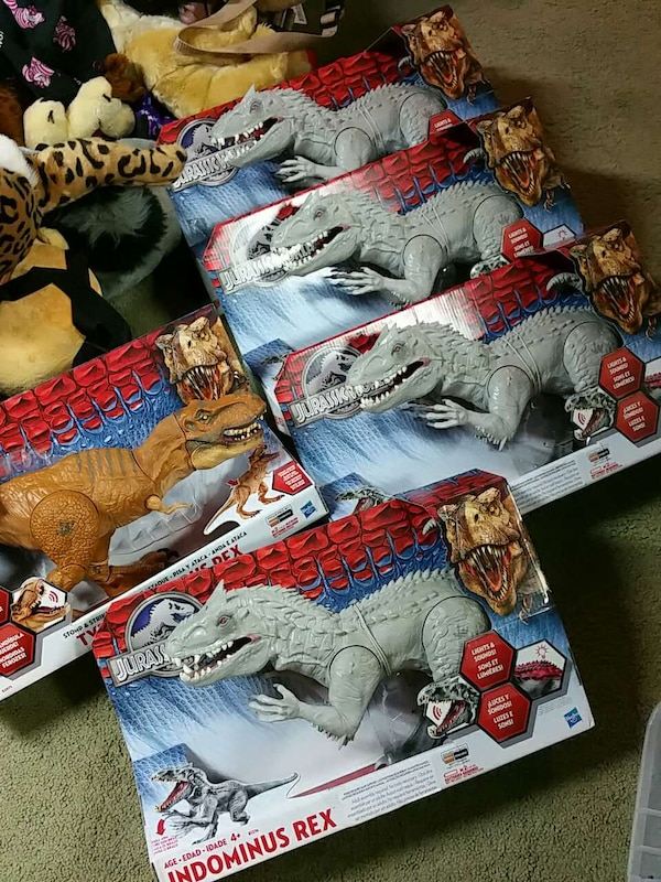 Jurassic World Indominus Rex Hot Christmas Toy