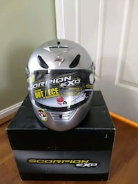 Scorpion Men's Helmet 21 km