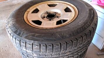 winter snow tires with rims for sale