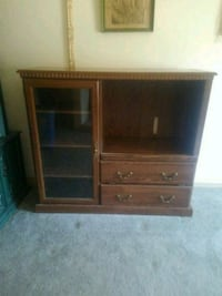 brown wooden cabinet with drawer Prineville, 97754