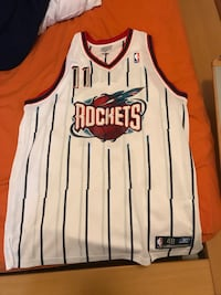 Authentic 2002 Yao Ming Jersey Size M North Bay Village, 33141