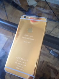 iPhone 6 Plus 16GB Gold Plated - Unlocked