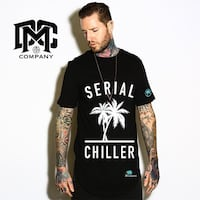 Serial Chiller tshirt Abbotsford, V2S 0A5
