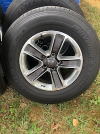 2019 Jeep Wrangler oem Rims tires Sterling, 20164