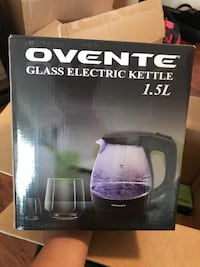 Glass Electric Kettle Santa Monica, 90034