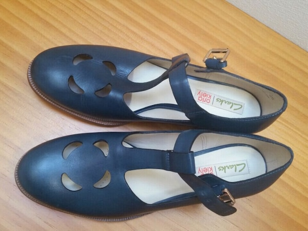 Brand new Orla Kiely leather sandals