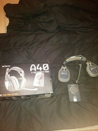 Astro a40 w/cords and mix amp  Grandview, 64030