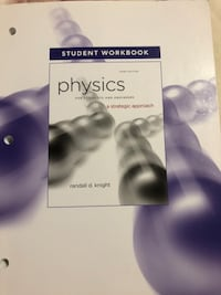 Physics textbook and workbook  Calgary, T3K 0A9
