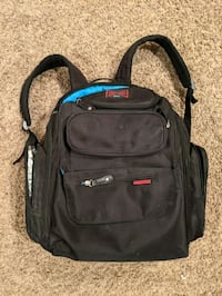 Backpack for baby stuff